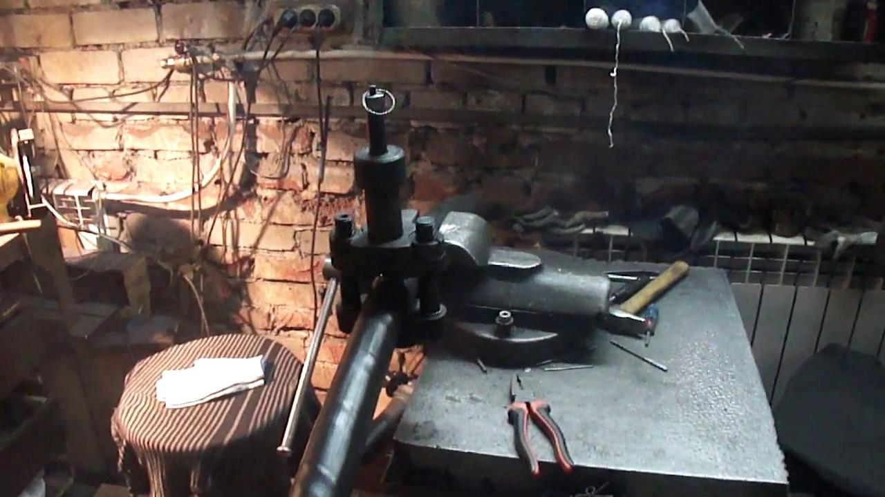 Устройство для прокола кабеля ПКК-10