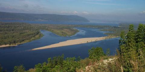 Температура воды в Волге у Самары превысила отметку в +19 градусов