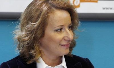Бывший пресс-секретарь премьер-министра РФ Дмитрия Медведева Наталья Тимакова